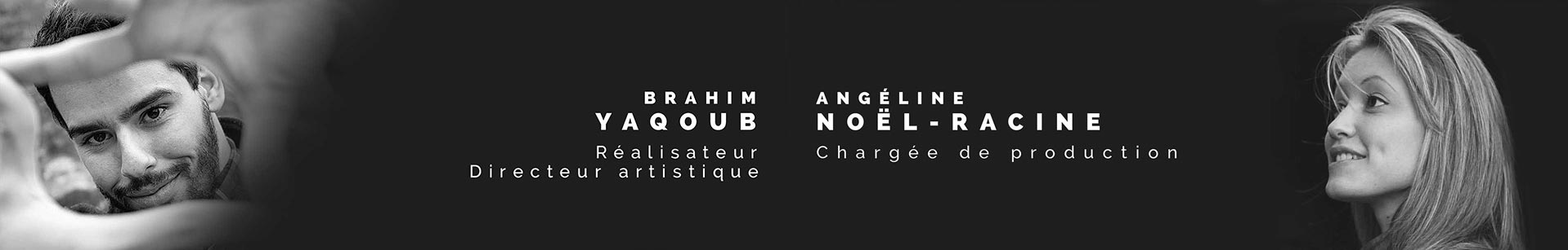 production audiovisuelle Nantes Brahim Yaqoub